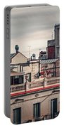 Barcelona Roofscape Portable Battery Charger