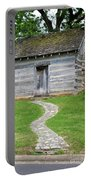 Bardstown Log School House Portable Battery Charger