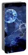 Bark At The Moon Portable Battery Charger