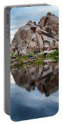 Barker Dam Reflection Portable Battery Charger