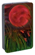 Barley Spike Moon Portable Battery Charger