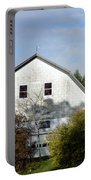 Barn And Basketball Court Portable Battery Charger