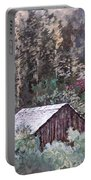 Barn At Cades Cove Portable Battery Charger