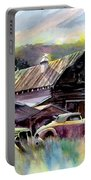 Barn Fresh Cabriolets Portable Battery Charger