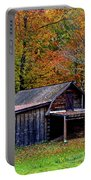 Barn Woodford Mountain Portable Battery Charger