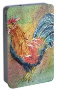 Barnyard Rooster Portable Battery Charger