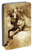 Baroque Horse Series IIi-i Portable Battery Charger