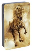 Baroque Horse Series IIi-ii Portable Battery Charger