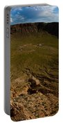 Barringer Meteor Crater #3 Portable Battery Charger