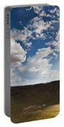 Barringer Meteor Crater #4 Portable Battery Charger
