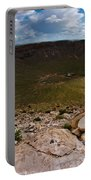 Barringer Meteor Crater #6 Portable Battery Charger