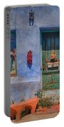 Barrio Viejo With Character Portable Battery Charger