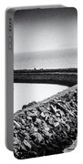 Barry Island Breakwater Film Noir Portable Battery Charger