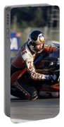 Barry Sheene. 1978 Nations Motorcycle Grand Prix Portable Battery Charger