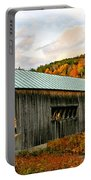 Bartonsville Covered Bridge Portable Battery Charger
