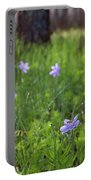 Bartram's Ixia And Bee #3 Portable Battery Charger