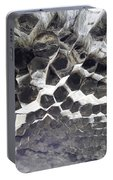 Basalt Rock Columns Formations Portable Battery Charger