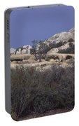 Base Camp - White Ledge Plateau - San Rafael Wilderness Portable Battery Charger
