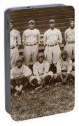 Baseball: Negro Leagues Portable Battery Charger