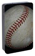 Baseball Portable Battery Charger