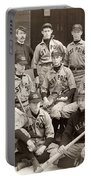 Baseball: West Point, 1896 Portable Battery Charger