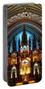 Notre - Dame Basilica - Montreal Portable Battery Charger