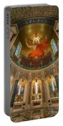 Basilica Of The National Shrine Portable Battery Charger