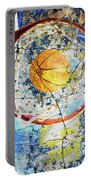 Basketball _version 45 Portable Battery Charger