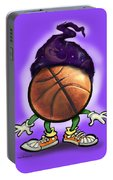 Basketball Wizard Portable Battery Charger