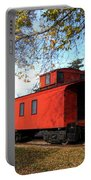 Batavia Depot Caboose Portable Battery Charger
