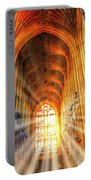 Bath Abbey Sun Rays Portable Battery Charger