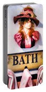 Bath Portable Battery Charger