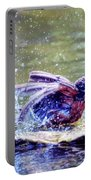Bathing Beauty Portable Battery Charger
