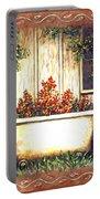 Bathtub Garden Portable Battery Charger