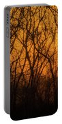 Batik Sunset Portable Battery Charger