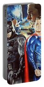 Batman V Superman Portable Battery Charger
