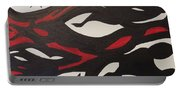 Bats And Eyes Portable Battery Charger