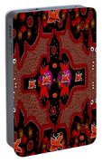 Bats In The Dark Portable Battery Charger