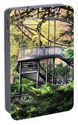 Battery Park Fall Colors  Portable Battery Charger
