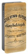 Battle Hymn Of The Republic Portable Battery Charger
