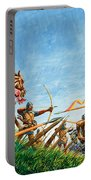 Battle Of Agincourt Portable Battery Charger