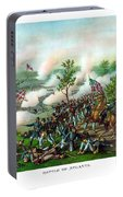 Battle Of Atlanta Portable Battery Charger