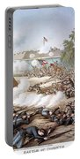 Battle Of Corinth, 1862 Portable Battery Charger