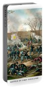Battle Of Fort Donelson Portable Battery Charger