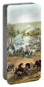 Battle Of Gettysburg Portable Battery Charger