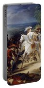 Battle Of Rocroy Portable Battery Charger