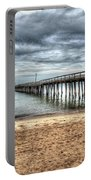 Bay Side Lynnhaven Fishing Pier Portable Battery Charger