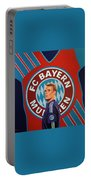 Bayern Munchen Painting Portable Battery Charger