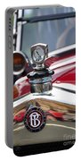 Bayliss Thomas Badge And Hood Ornament Portable Battery Charger