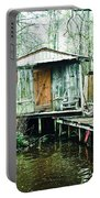 Bayou Cabin Portable Battery Charger
